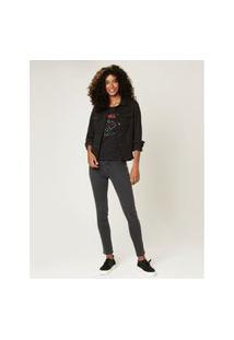 Calça Push Up Jeans Malwee
