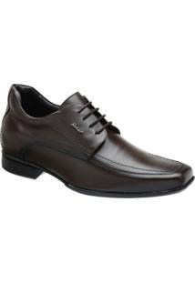 Sapato Social Sândalo Com Elevação Up Masculino - Masculino