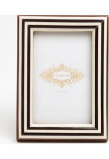 Porta Retrato Le Lis Blanc Casa Siam P Off White (Off White, Un)
