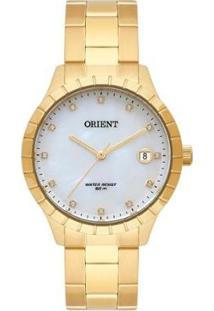 Relogio Orient - Fgss1151 B1Kx - Feminino-Dourado