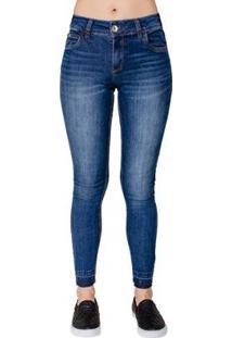892f8bc1c R$ 378,00. Zattini Calça Jeans Skinny Fátima Barra Desfeita Colcci ...