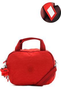 Bolsa Kipling 1386016P Active Vermelha