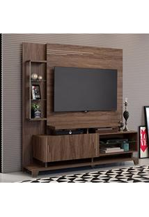 Estante Para Tv Até 55 Polegadas Com 2 Portas Luari Belaflex Malte