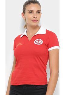 Camiseta Internacional 1945 Nº 7 Especial Feminina - Feminino