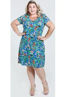 0b7169adb Vestido Plus Size Tamanhos Especiais feminino