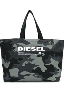 Diesel Mala Camo - Verde
