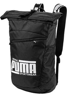 Mochila Puma Sole Backpack - Unissex-Preto