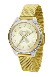 Relógio Feminino Lince Lrg4432P C2Kx