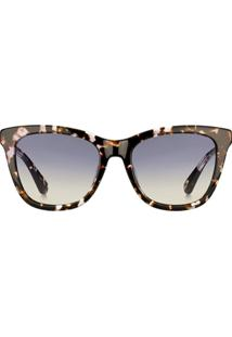Kate Spade Óculos De Sol 'Alexane' - Marrom