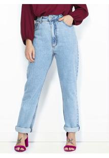 Calça Jeans Mia Azul Claro
