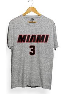 Camiseta Bsc Miami 3 - Masculino