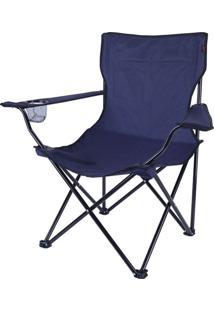 Cadeira Alvorada Desmontável - Nautika 290380 Azul