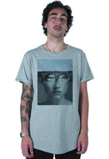 Camiseta Longline Stoned Under The Bridge Masculina - Masculino