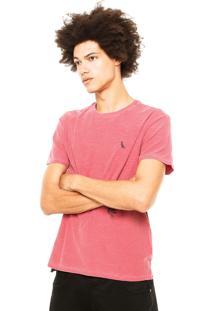 Camiseta Reserva Inverno Vermelha