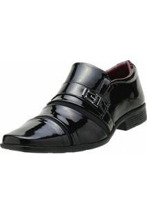 Sapato Bbt Footwaer Social - Masculino-Preto