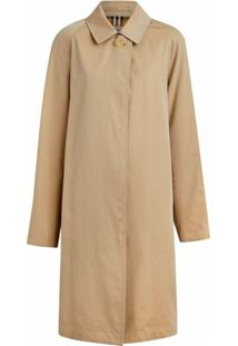 Burberry Trench Coat The Camden - Marrom