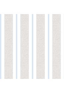 Papel De Parede Lyam Decor Clássico Azul