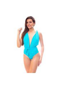 Body Moda Vicio Multiuso Azul Piscina