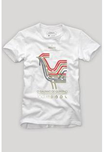 Camiseta Reserva Galinho Zico - Masculino