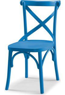 Cadeira X Cor Azul - 31327 - Sun House