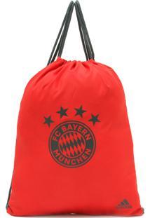 9a075a121 ... Mochila Adidas Performance Ginastica Bayern München Vermelha