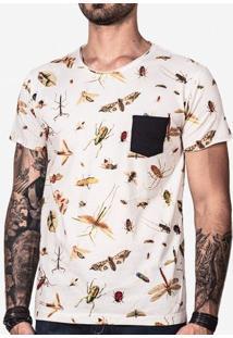 Camiseta Insetos 100888