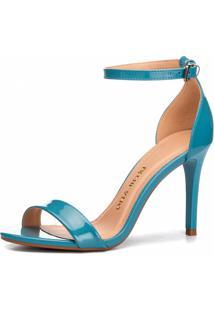 Sandália Milano Casual Azul