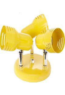 Spot Linha Alasca 8261/3 Amarelo Click Injet