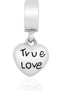 Pingente Life De Coraã§Ã£O True Love