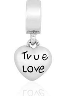 Pingente Life De Coração True Love