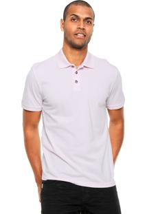 Camisa Polo John John Simple Basic Rosa