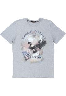 Camiseta Tassa Cinza