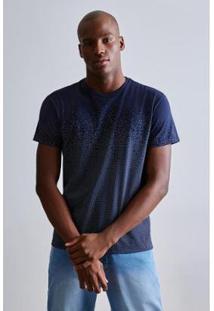 Camiseta Reserva Pois Color Ver 19 - Masculino-Marinho