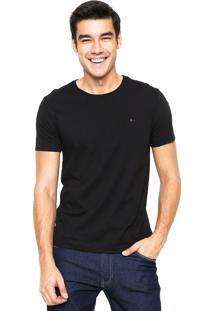 Camiseta Aramis Regular Fit Preta