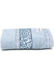 Toalha De Rosto Karsten Allegra Monalisa Azul