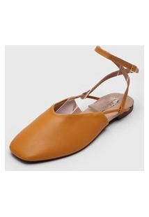 Sapatilha Dafiti Shoes Tiras Amarelo