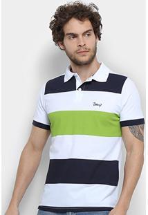 Camisa Polo Jimmy'Z Básica Rapport Masculina - Masculino