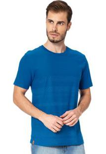Camiseta Rovitex Azul