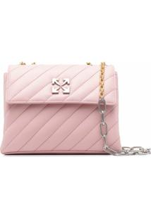 Off-White Jackhammer Shoulder Bag - Rosa