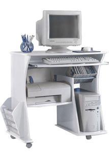 Mesa Para Computador Branco - Artely