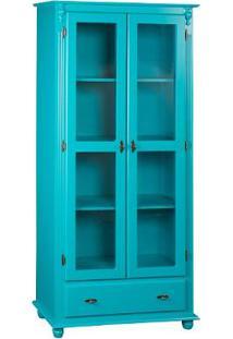 Cristaleira Kaon - Laca Azul