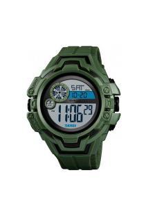 Relógio Skmei Masculino -1446- Verde