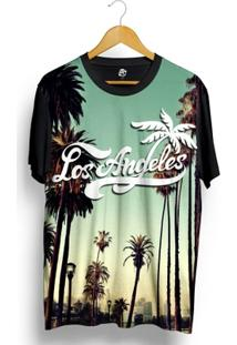 Camiseta Bsc Los Angeles Cali Full Print - Masculino
