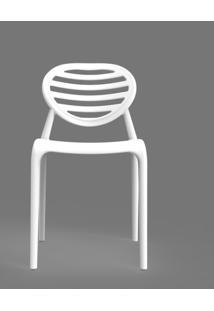 Cadeira Stripe Branco
