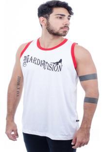 Camiseta Hardivision Vegas Sem Manga - Masculino