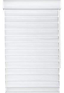 Persiana Sunscreen Varandas Isadora Design 2,40Mx1,60M Branco