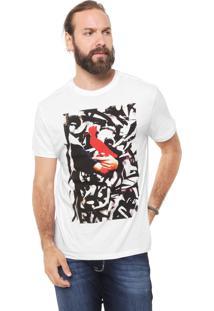 Camiseta Reserva Insta Palha Branca