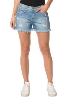 Shorts Jeans Five Pockets - 34