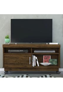 Rack Para Tv 1 Porta Artur 389024 Savana - Madetec
