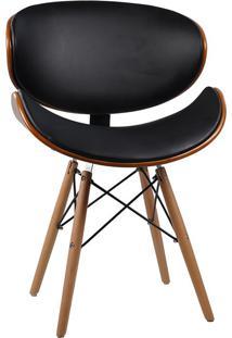 Cadeira Paris-Rivatti - Preto